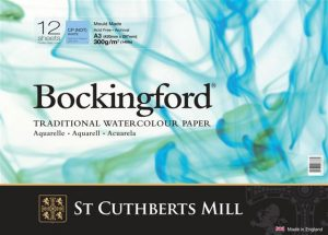 Bockingford Spiral A3 CP (Small)