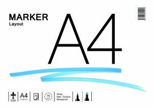 RKB Marker Pad - A4 - Price List